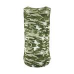 Barrett Tank Top // Khaki (M)