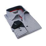 Button-Up Shirt II // Navy (L)