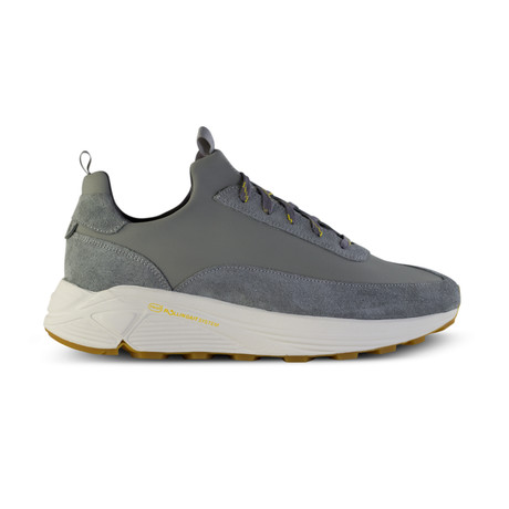 Yew Sneaker // Gray Suede (Euro: 43)