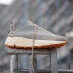 Yew Sneaker // Grey Suede (Euro: 43)