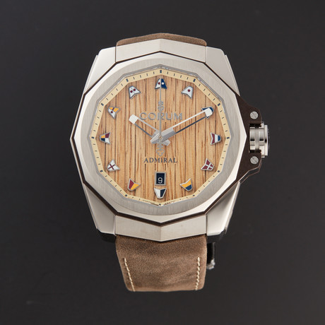 Corum Admiral Legend Automatic // 082.500.04/0F62 AW01 // New