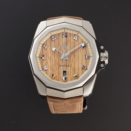 Corum Admiral AC-One Automatic // 082.500.04/0F62 AW91 // New
