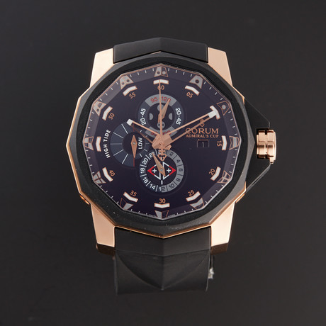 Corum Admiral's Cup Tides Automatic // 277.931.91/0371 AN62 // New