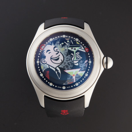 Corum Big Bubble Pop De La Nuez Automatic // 390.101.04/0371 PO01
