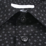 Dress Shirt // Black (US: 41R)