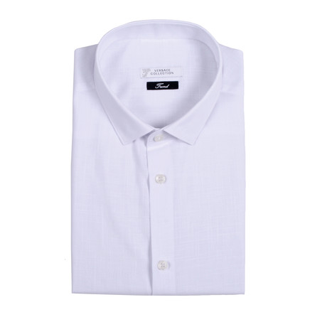 Dress Shirt // Pure White (US: 42)