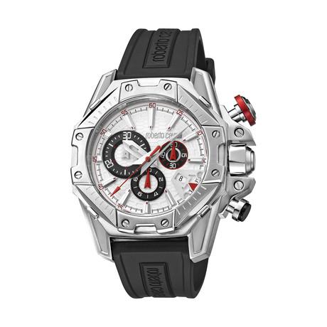 Roberto Cavalli Viper Chronograph Swiss Quartz // RV1G057P0016