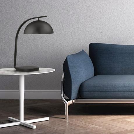 Domus Table Lamp // Gunmetal