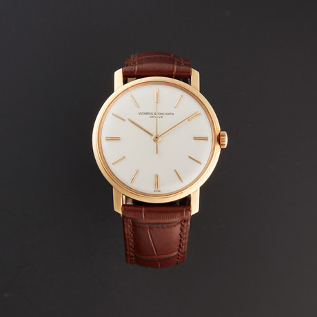 Vacheron Constantin Manual Wind // 6515 // Pre-Owned