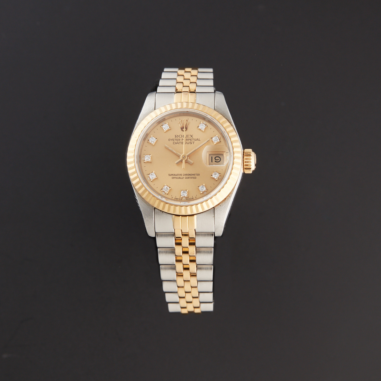 competitive price 69dde d5cd7 Rolex Ladies Datejust Automatic // 69173G // Pre-Owned ...
