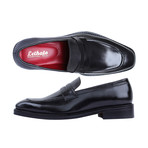 Penny Slip On Loafers // Black (US: 10)