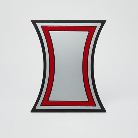 Black Widow Wall Emblem