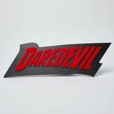 Daredevil Wall Plaque