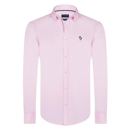Prescott Shirt // Pink (2XL)