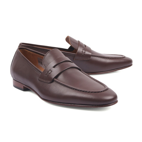 Lip Shoe // Brown (Euro: 40)