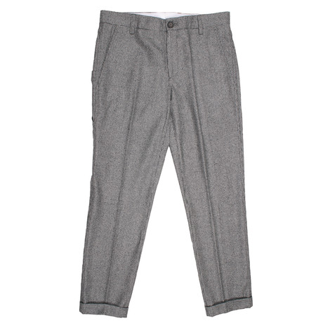 Wool Cargo Pants // Gray (28WX32L)