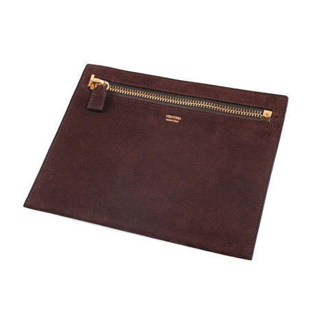 Document Holder // Maroon