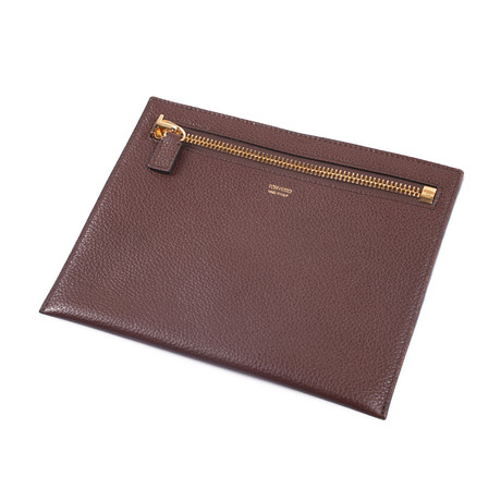 Document Holder // Brown
