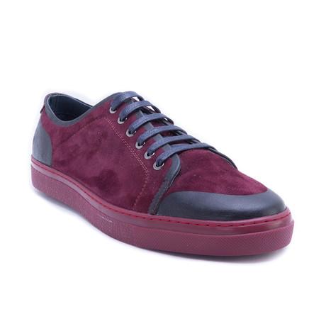 Garfield Sneaker // Red (US: 8)