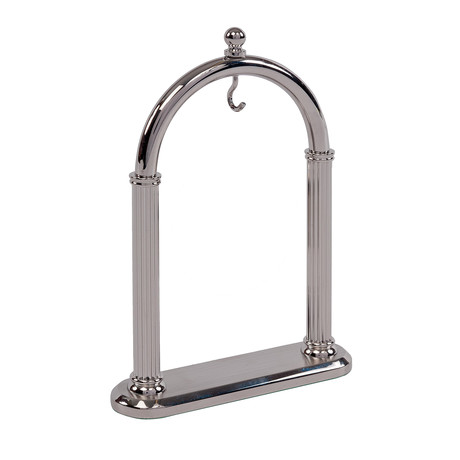 Rapport Arched Pocket Watch Stand // Chrome
