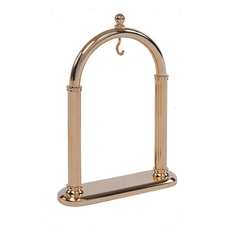 Rapport Arched Pocket Watch Stand // Gold