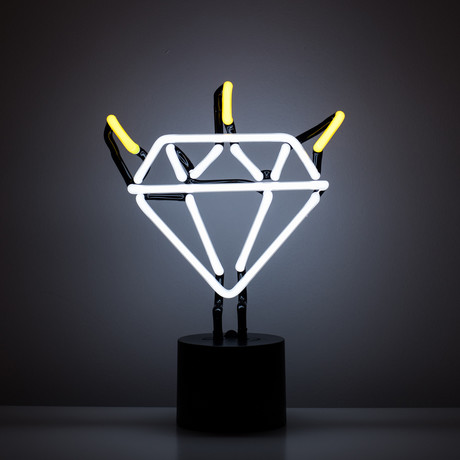 Diamond Neon Light