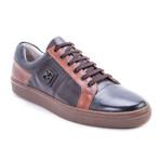 Ellis Sneakers // Black + Brown (US: 11)