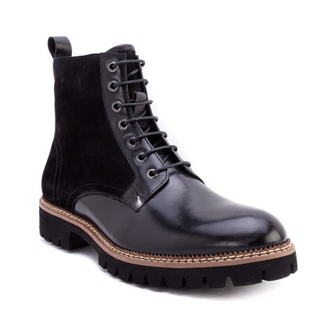Millet Lace-Up Boot // Black (US: 8)