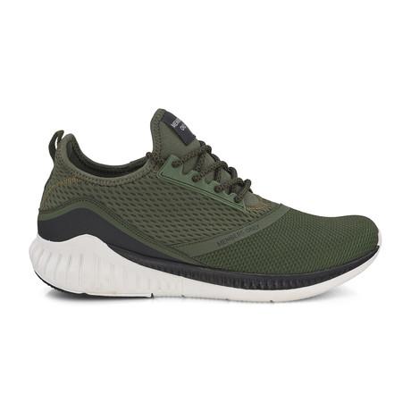 Stellar II Fashion Sneaker // Olive (US: 8)