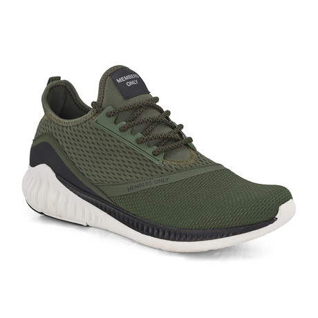 Stellar II Fashion Sneaker // Olive (US: 13)