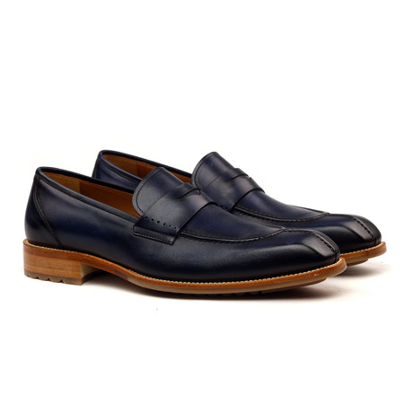 Daniel Loafer // Blue (Euro: 40)