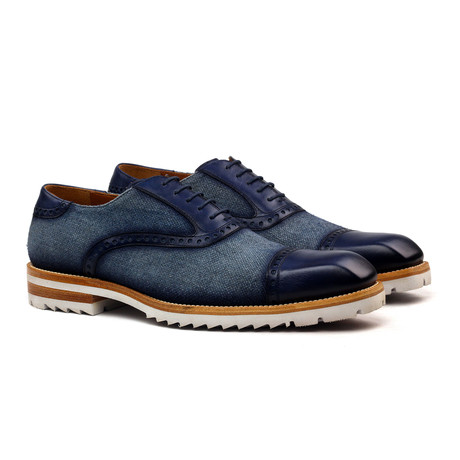 David Oxford // Blue (Euro: 40)