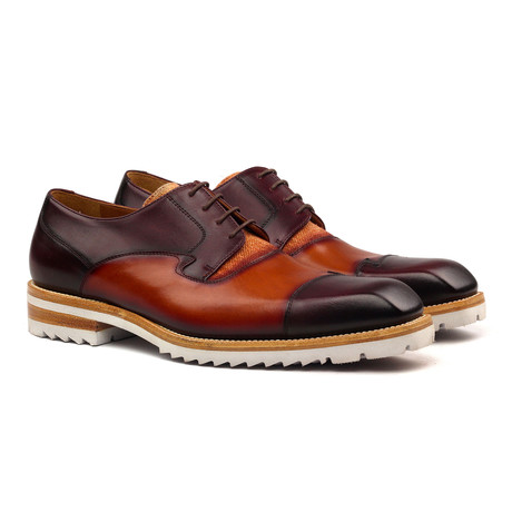 Tomas Derby // Brown + Cognac (Euro: 40)