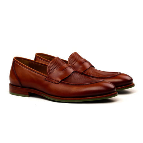Pablo Loafer // Brown (Euro: 40)
