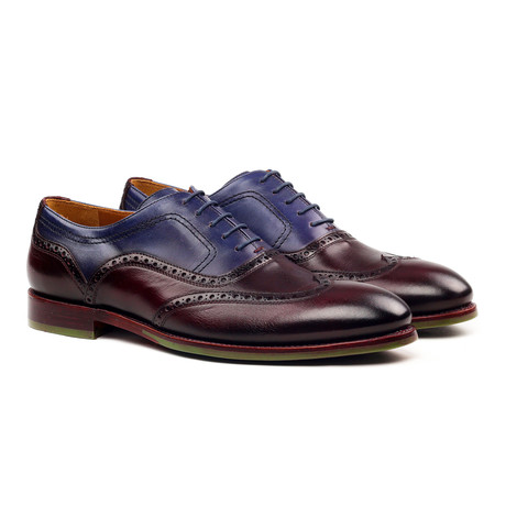 Isaac Oxford // Blue + Wine (Euro: 40)