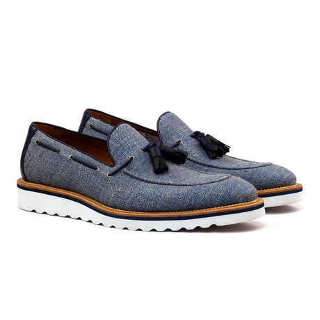 Rafael Loafer // Blue (Euro: 40)