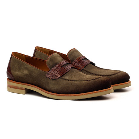 Jorge Loafer // Brown (Euro: 40)