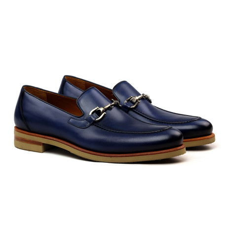 Alan Loafer // Blue (Euro: 40)