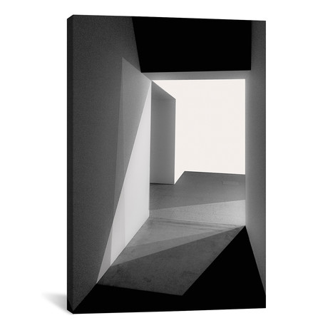 """Light And Shadows // Inge Schuster (12""""W x 18""""H x 0.75""""D)"""