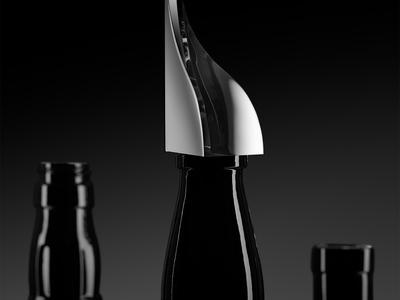 Carat Wine Stopper (New York)