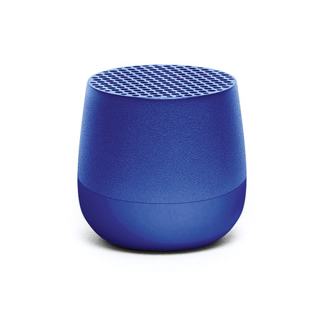 MINO // Portable Bluetooth Speaker // Blue