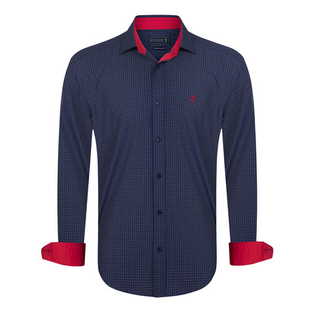 Modified Shirt // Navy (XS)