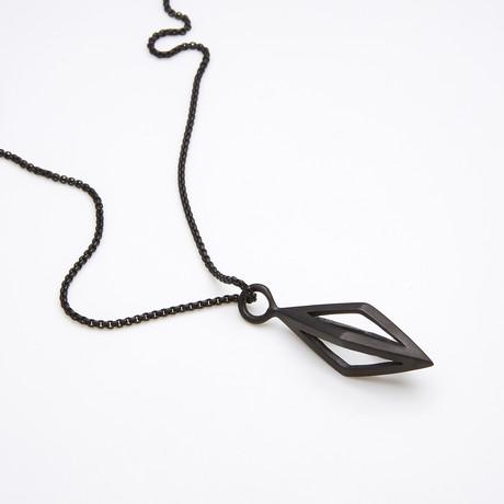 Prisma Necklace // Black