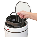Smart Touchless Vac-Can