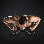 Legend Body // Push-up Bars + Stability Trainer