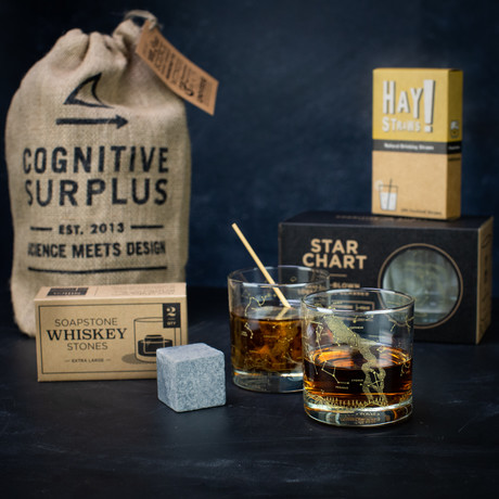 Stars + Whiskey Gift Pack