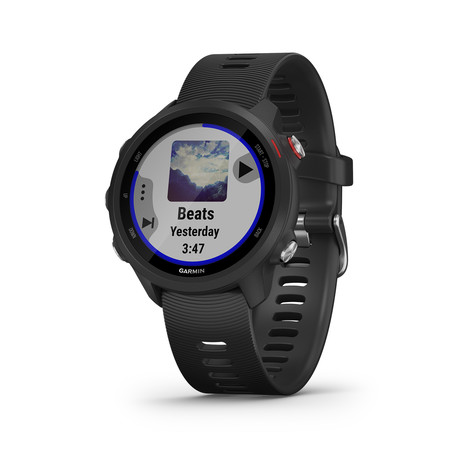 Garmin Forerunner 245 Music Quartz // 010-02120-20