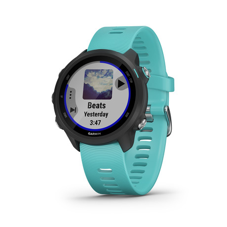 Garmin Forerunner 245 Music Quartz // 010-02120-22