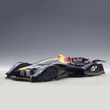 Red Bull X2014 Fan Car // Red Bull Color