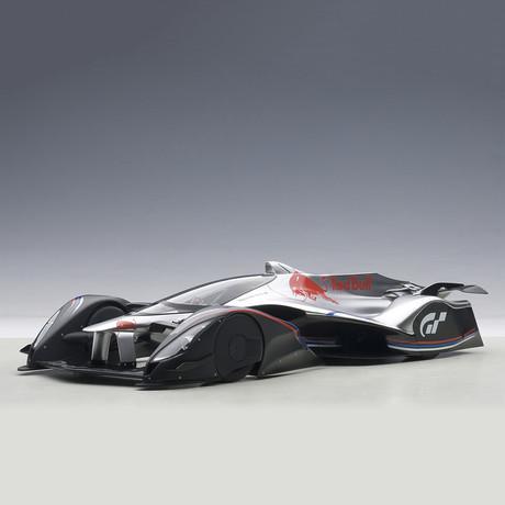 Red Bull X2014 Fan Car // Hyper Silver
